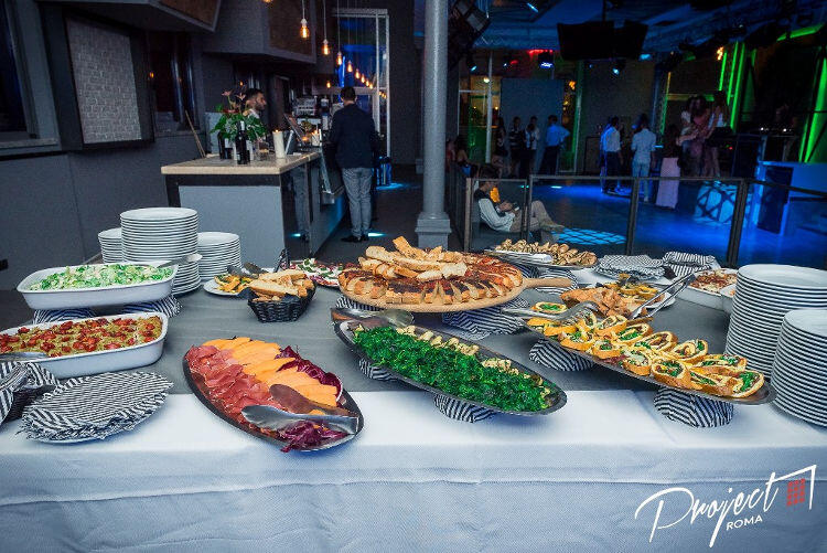 festa 18 anni ristoranti roma