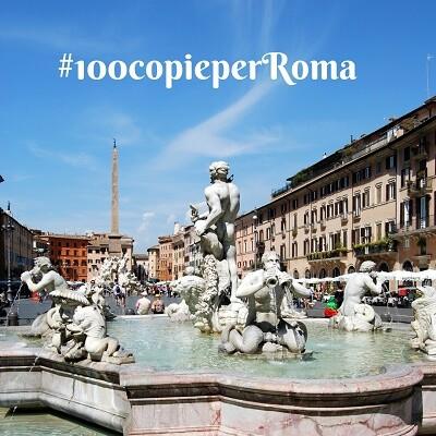 #100copieperRoma