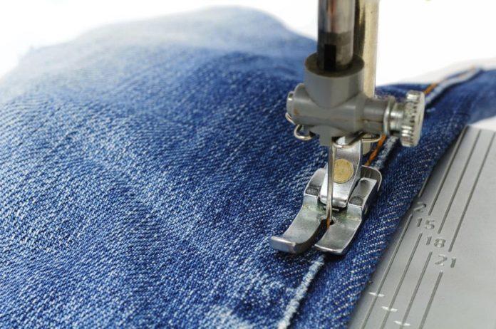 riciclare jeans usati
