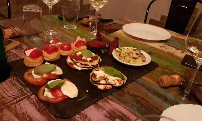 doppio ristorante a Montesacro (2)