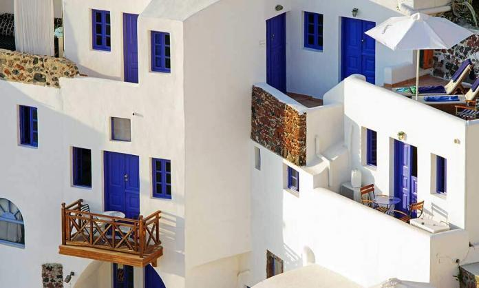 mykonos facility affitto appartamenti grecia