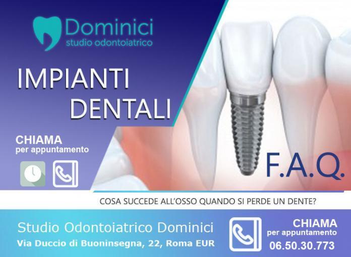 impianti dentali roma studio odontoiatrico dominici