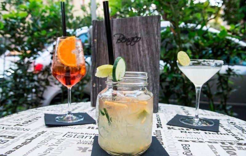 aperitivo a roma cocktail
