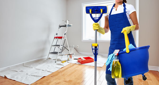 ditta di pulizia condominio roma Ecogreen
